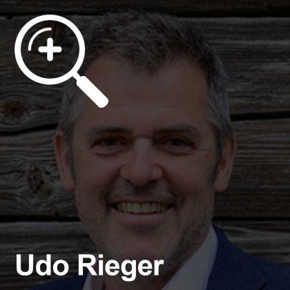 Udo Rieger - ein Kollege für Unabhängigkeit Coverbild