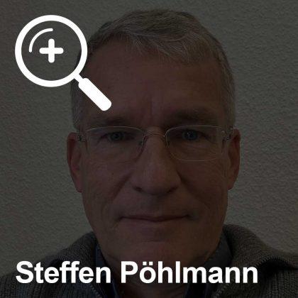 Steffen Pöhlmann - ein Kollege für Unabhängigkeit