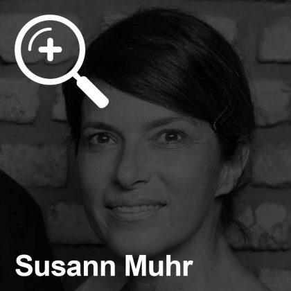Susann Muhr - eine Kollegin für Unabhängigkeit