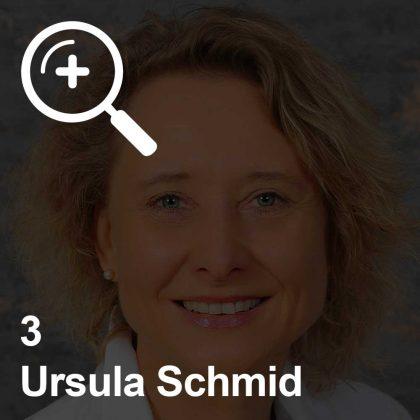 Ursula Schmid - eine Kollegin für Unabhängigkeit