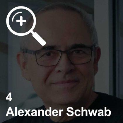 Alexander Schwab - ein Kollege für Unabhängigkeit