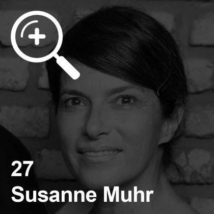Susanne Muhr - eine Kollegin für Unabhängigkeit