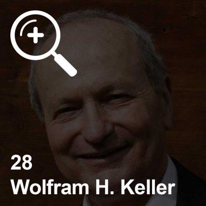 Wolfram H. Keller - ein Kollege für Unabhängigkeit