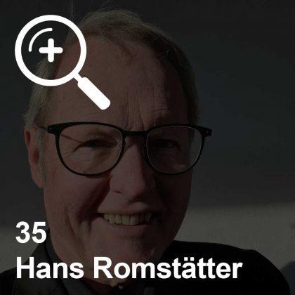 Hans Romstätter - ein Kollege für Unabhängigkeit