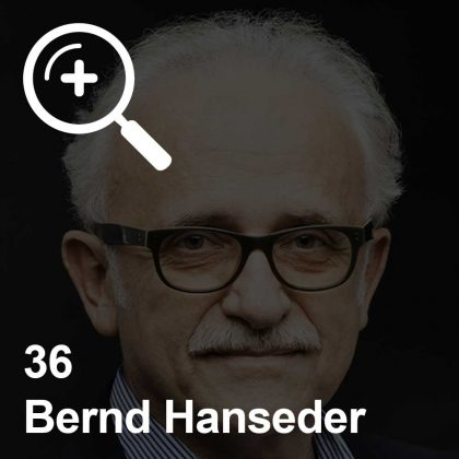 Bernd Hanseder - ein Kollege für Unabhängigkeit