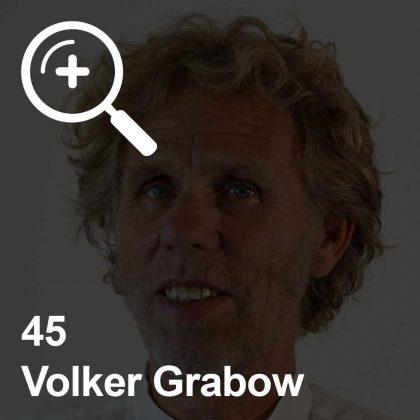 Volker Grabow - ein Kollege für Unabhängigkeit