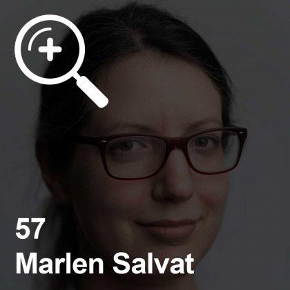 Marlen Salvat - eine Kollegin für Unabhängigkeit