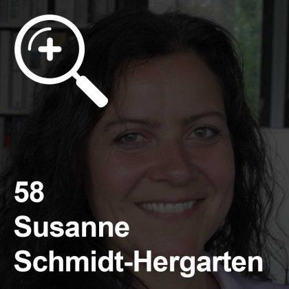 Susanne Schmidt-Hergarten - eine Kollegin für Unabhängigkeit