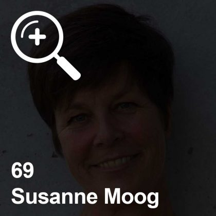 Susanne Moog - eine Kollegin für Unabhängigkeit