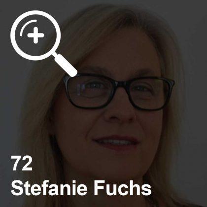 Stefanie Fuchs - eine Kollegin für Unabhängigkeit