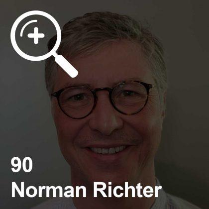 Norman Richter - ein Kollege für Unabhängigkeit