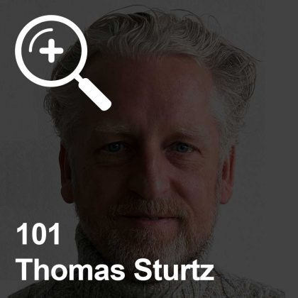 Thomas Sturtz - ein Kollege für Unabhängigkeit