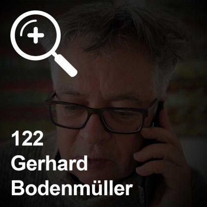 Gerhard Bodenmüller - ein Kollege für Unabhängigkeit