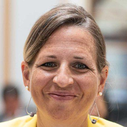 Natalie Eßig - eine Kollegin für Unabhängigkeit