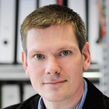 Stefan Schrammel - ein Kollege für Unabhängigkeit