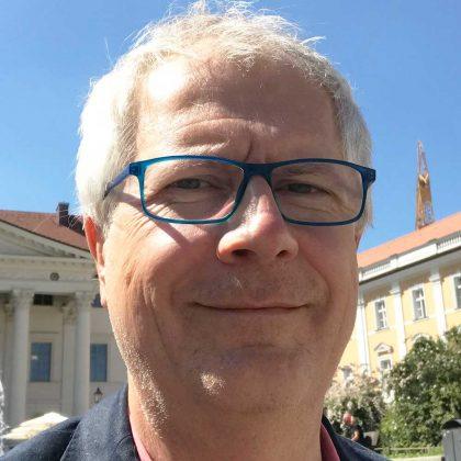 Thomas Pongratz - ein Kollege für Unabhängigkeit