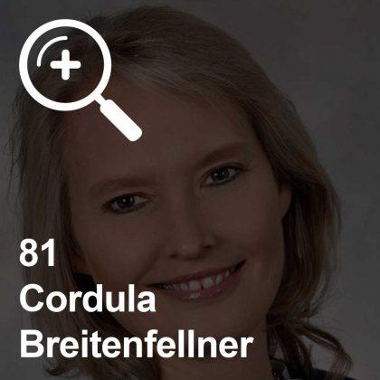 Cordula Breitenfellner - eine Kollegin für Unabhängigkeit