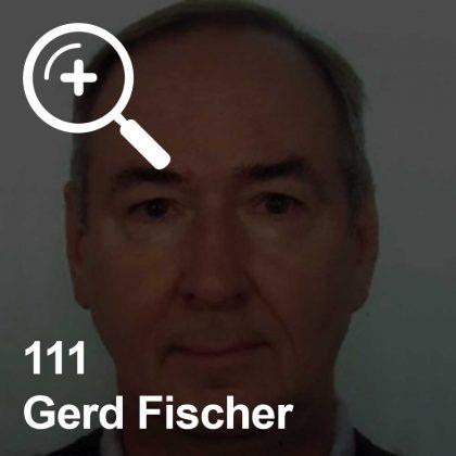 Gerd Fischer - ein Kollege für Unabhängigkeit