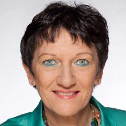 Inge Aures - eine Kollegin für Unabhängigkeit